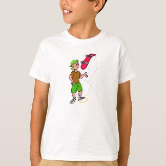 Skater Boy Skateboard Skateboarding Kid T-Shirt