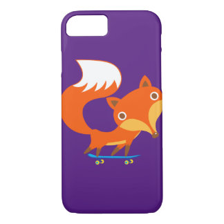 Skater Fox iPhone 8/7 Case