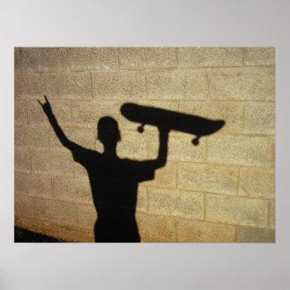Skater Heaven Poster