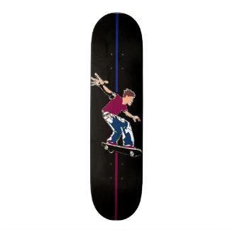 Skater in the Dark - Skateboard