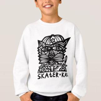 """Skater Kat"" Boys' Sweatshirt"