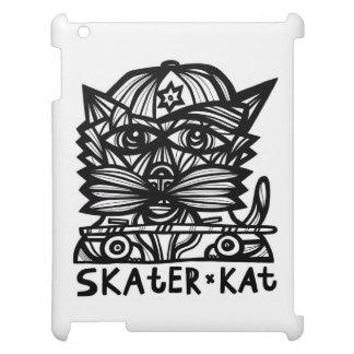 Skater Kat BuddaKats iPad Case