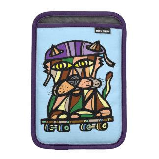"""""""Skater Kat"""" iPad Mini Soft Case"""