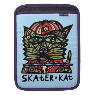 """Skater Kat"" iPad Soft Case"