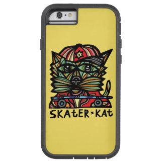 """Skater Kat"" Tough Xtreme Phone Case"
