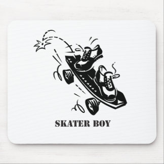 Skater Mouse Pad