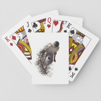 Skater Park Sport Playing Cards
