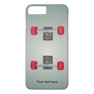 Skater Skateboard Skateboarding Wheels and Trucks iPhone 7 Plus Case