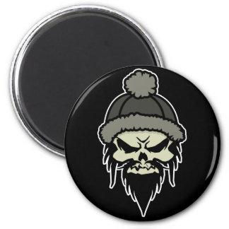 Skater Skull Magnet
