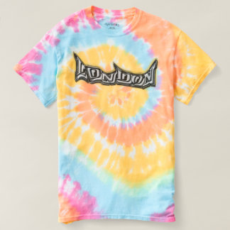 Skater T-shirt London multicolored