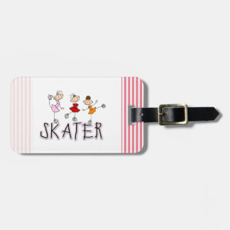 Skater T-shirts and Gifts Luggage Tag