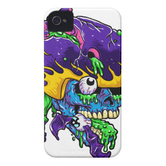 Skater zombie. iPhone 4 cover