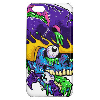 Skater zombie. iPhone 5C case