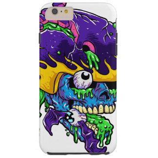 Skater zombie. tough iPhone 6 plus case