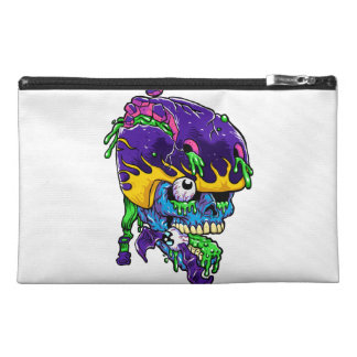 Skater zombie. travel accessories bags