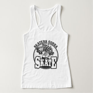 Skaters Gonna Skate - Roller Derby Shirt