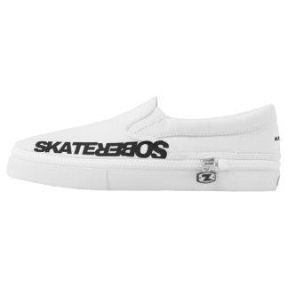 SKATESOBER Slip-On SHOES