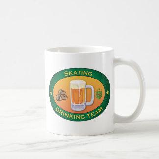 Skating Drinking Team Mug