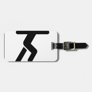 Skating Icon Luggage Tag