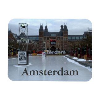 Skating rink, Museumplein, Amsterdam Magnet