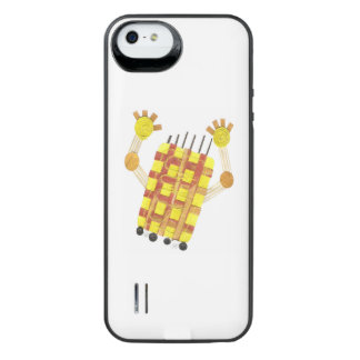 Skating Soap Battery Pack iPhone SE/5/5s Battery Case