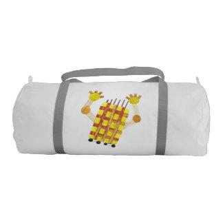 Skating Soap Duffle Gym Bag Gym Duffel Bag