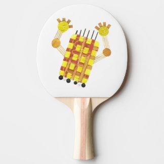 Skating Soap Ping Pong Bat Ping Pong Paddle