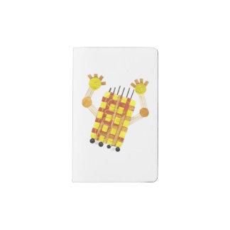 Skating Soap Pocket Notebook