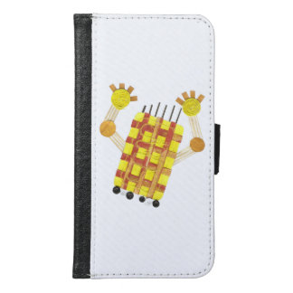 Skating Soap Samsung Galaxy S6 Wallet Case