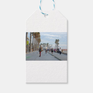 skating to venice beach gift tags