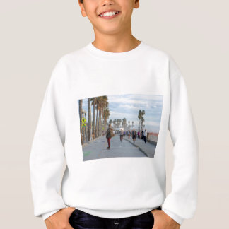 skating to venice beach sweatshirt