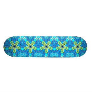 Skatn Fractal v2 21.6 Cm Skateboard Deck