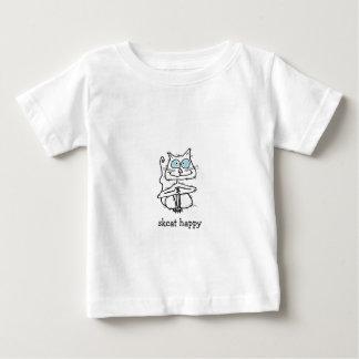 SKCAT HAPPY KIDS &  INFANT WEAR T SHIRTS