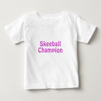 Skeeball Champion Baby T-Shirt