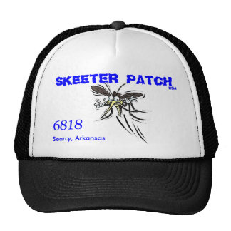 SKEETER PATCH USA Searcy Arkansas Hats
