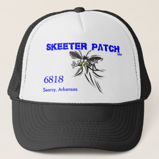 SKEETER PATCH USA , Searcy, Arkansas Trucker Hat
