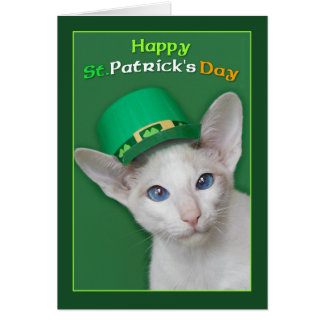 Skeezix - St Patrick's Day Card