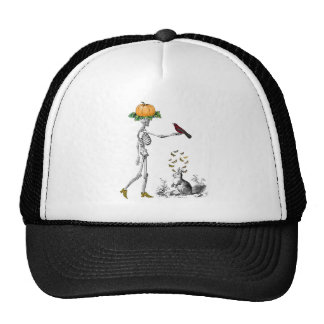 skeleshoes hat