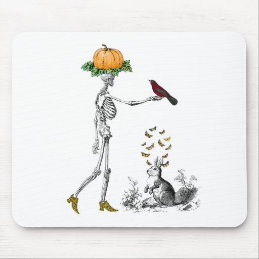 skeleshoes mouse mats