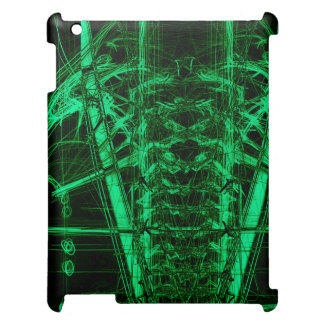 Skeletal Case Cover For The iPad 2 3 4