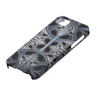 Skeletal Hall fractal art iPhone 5 Cases
