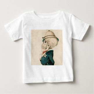 Skeletal Officer Shirt