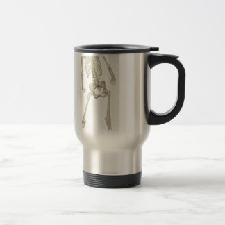 Skeleton #7 travel mug