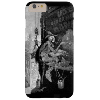 Skeleton Advertising Barely There iPhone 6 Plus Case