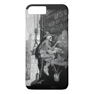 Skeleton Advertising iPhone 7 Plus Case