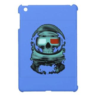 Skeleton atronaut iPad mini cases