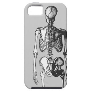 Skeleton Backside iPhone 5 Covers