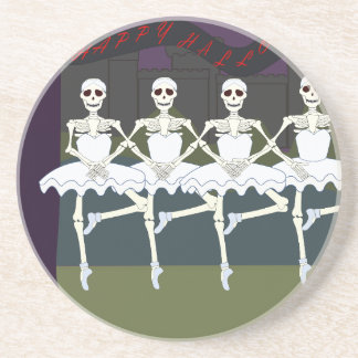 Skeleton Ballerinas Coaster