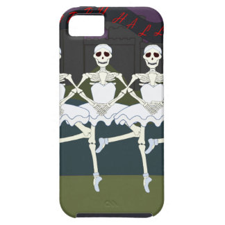 Skeleton Ballerinas iPhone 5 Cover