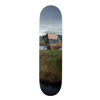 Skeleton Boat Deck 20.6 Cm Skateboard Deck